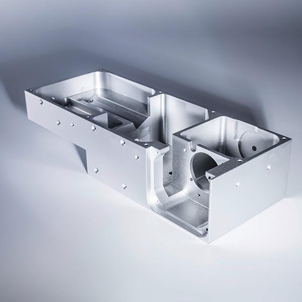 Metanorm CNC-Fräsen